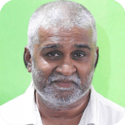 Dr Praveen Nirmalan